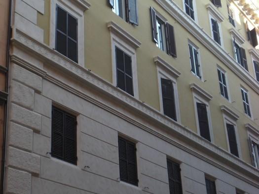 Lavori ORAZIETTI - Via Domenichino