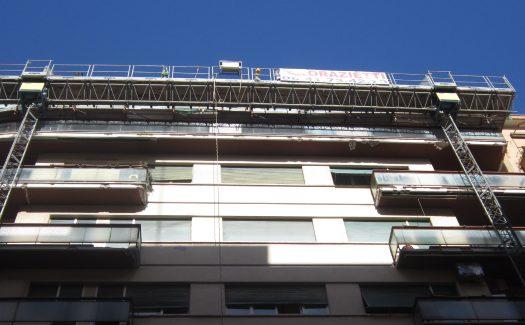 Lavori ORAZIETTI - Via Ruggero Fiore