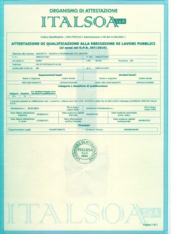 attestato-italsoa2015-orazietti